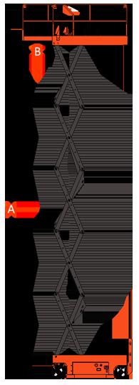 剪叉式高空作業平臺